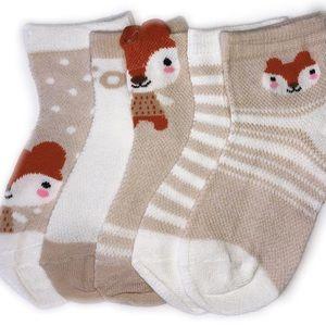 Other - Toddler Cute Animal Design Sock Cotton Blend